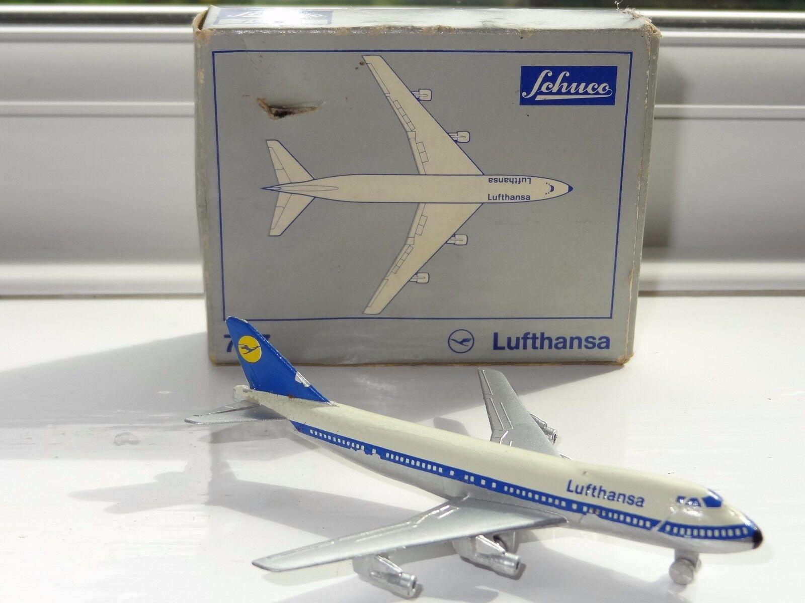 Schuco BOEING 747   200 LUFTHANSA - 784 4