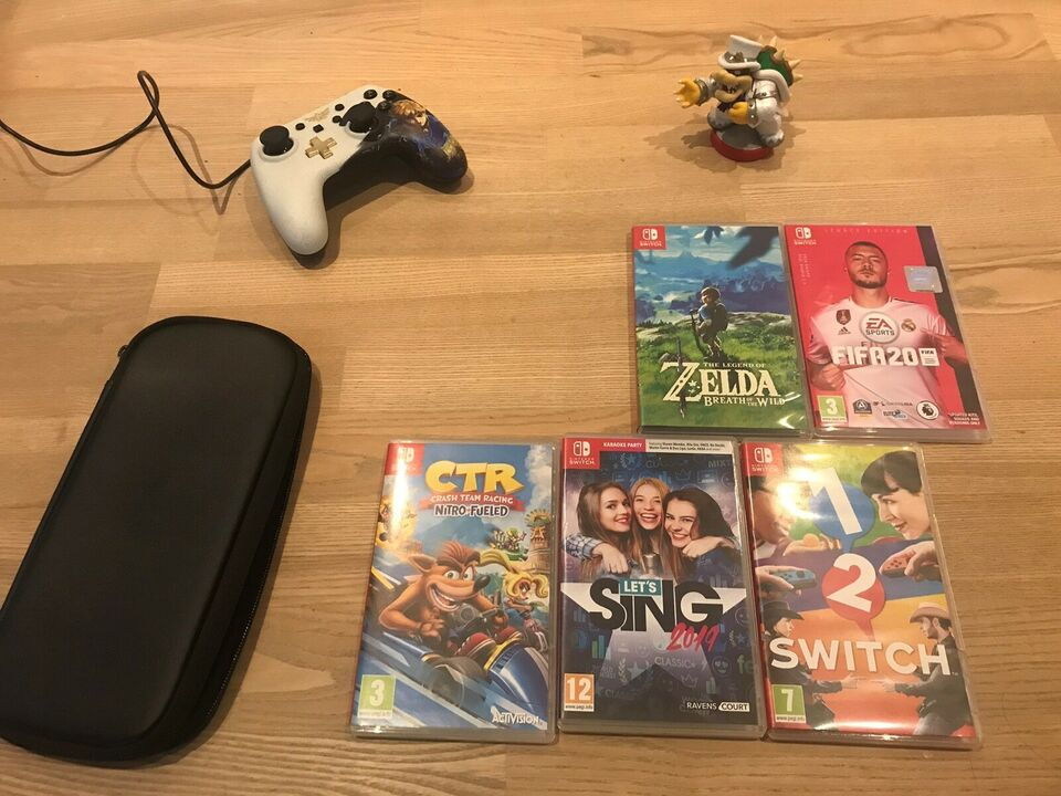 Nintendo switch spil, Nintendo Switch, action