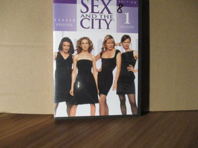 SEX AND THE CITY  ( EPISODE  1 bis 6  )