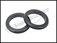 Triumph Bsa 650 750 Ignition Coil Tray Mounting Grommets (2) 1971-83 Pn 82-9561