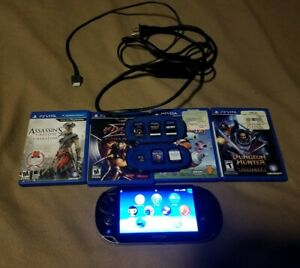 Sony-PS-VITA-PCH-1001-WITH-8GB-AND-16GB-MEMORY-AND-GAMES