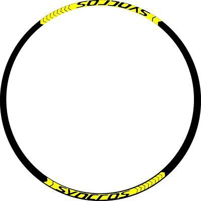 "SCOTT Bike Wheel Decals Rim Stickers MTB Racing FOR 26/"" 27.5/"" 29/"" TWO RIMS"