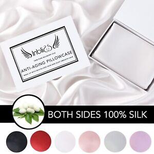 100 Mulberry Silk Pillowcase For Hair Skin Anti Aging