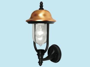 Lanterne Da Giardino A Muro : Lampada da giardino muro parete mod chievo arredo esterno lanterna