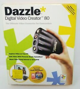 DAZZLE DIGITAL VIDEO CREATOR 80 DRIVERS FOR WINDOWS VISTA
