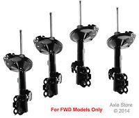 4 Struts Full Set Lifetime Warranty Fwd Models Only Guarantee Fit on Sale