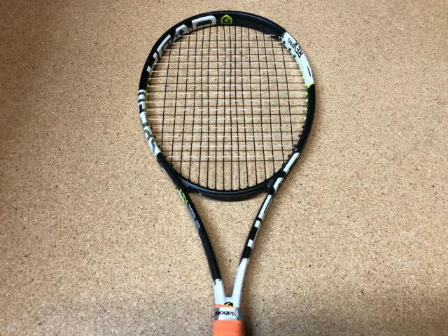 Head Graphene Xt Instinct PWR d/'occasion taille 3-4 3//8 Raquette de Tennis