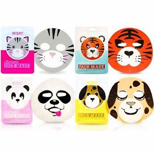 Details about Mad Beauty Animask Face Mask Sheet Animal Design Masks  Christmas Stocking Filler