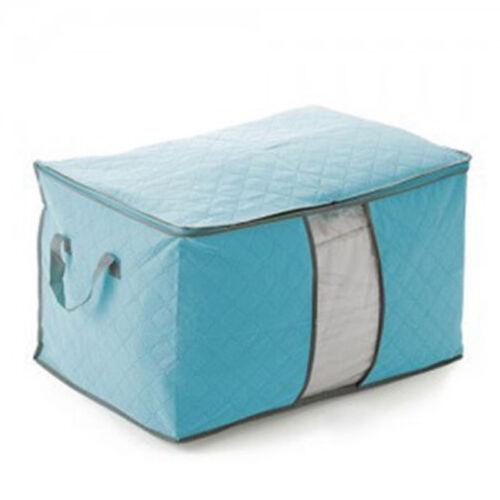 Foldable Home Big Closet Storage Bag Organizer Box Anti-bacterial Clothing//Quilt