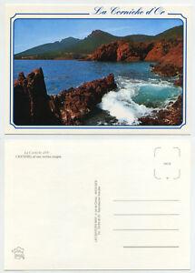 49277-L-039-Esterel-La-Corniche-d-039-Or-alte-Ansichtskarte