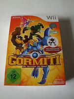 Wii Spiel Gormiti - Die Herrscher Der Natur Mit Exklusiver Figur