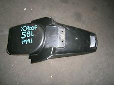 Yamaha XJ900 F XJ900F XJ 900 F 58L 1991 91 Rear Mudguard Number Plate Holder