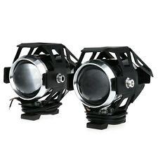 2PCS U5 15w Bikes Cree Led Projector Auxiliary Fog Lamp Lights For Yamaha R15 V2
