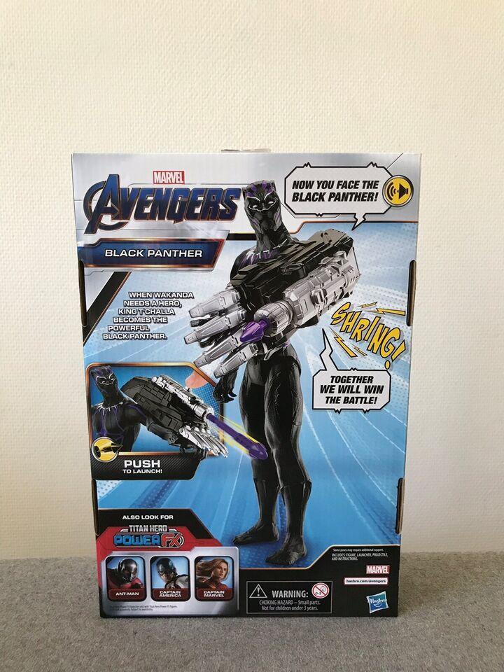 Andet legetøj, Marvel Avengers Black Panther, Marvel