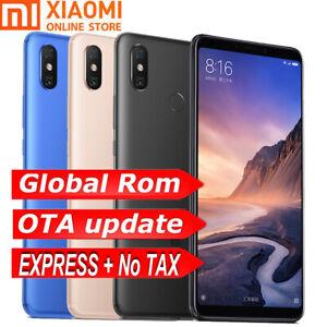 Xiaomi-Mi-Max-3-6-9-034-64GB-128GB-6GB-Snapdragon-636-Octa-Core-5500mAh-Touch-ID-4G