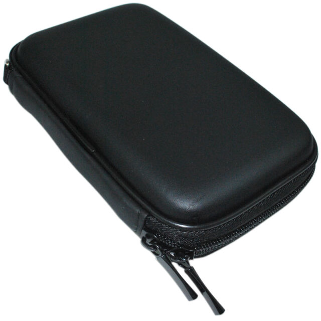 Black New Portable Carrying Zipper Case Bag Pouch Protection For Hard Disk Drive