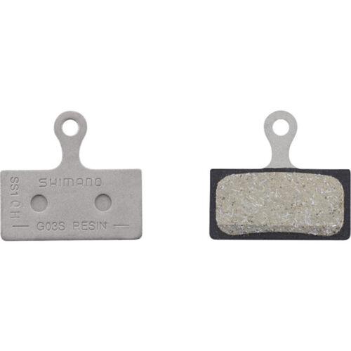 Shimano vitres plaquette de frein g03s Resin Freins à Disque Plaquettes De Freins Plaquette De Frein