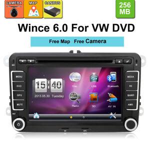 DVD-GPS-Autoradio-fuer-VW-Passat-B6-Golf-5-6-Touran-Polo-Skoda-Octavia-EOS-T5Navi