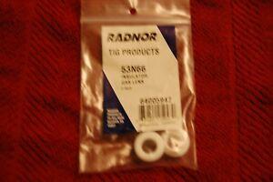 Radnor Tig Products Insulator Gas Lens 53N66