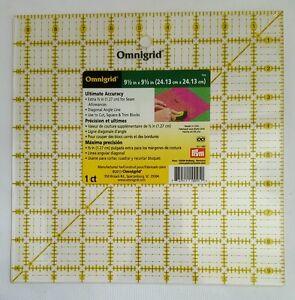 """Dritz R95 Omnigrid Quilter/'s Square-9-1//2/""""X9-1//2/"""""""