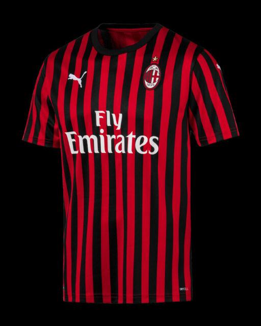 Puma AC Milan Home Replica Stagione 2019//20 Maglia Calcio Uomo