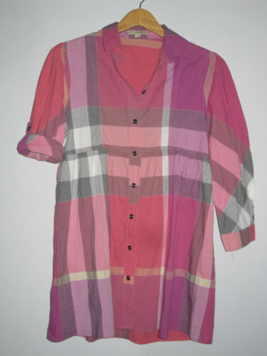 36 Belle Tunique 40 S Wwww Brit 38 42 Burberry Chemise I F T zwwdEf