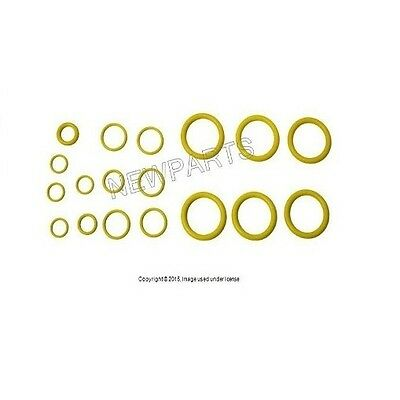 "Volvo S60 S80 S90 V70 A//C O-Ring Kit /""Rapid Seal Kit/"" Santech 30 7598 134"