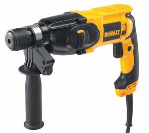 Dewalt-D25013K-rotostop-trapano-tassellatore-martello-scalpellatore-650W