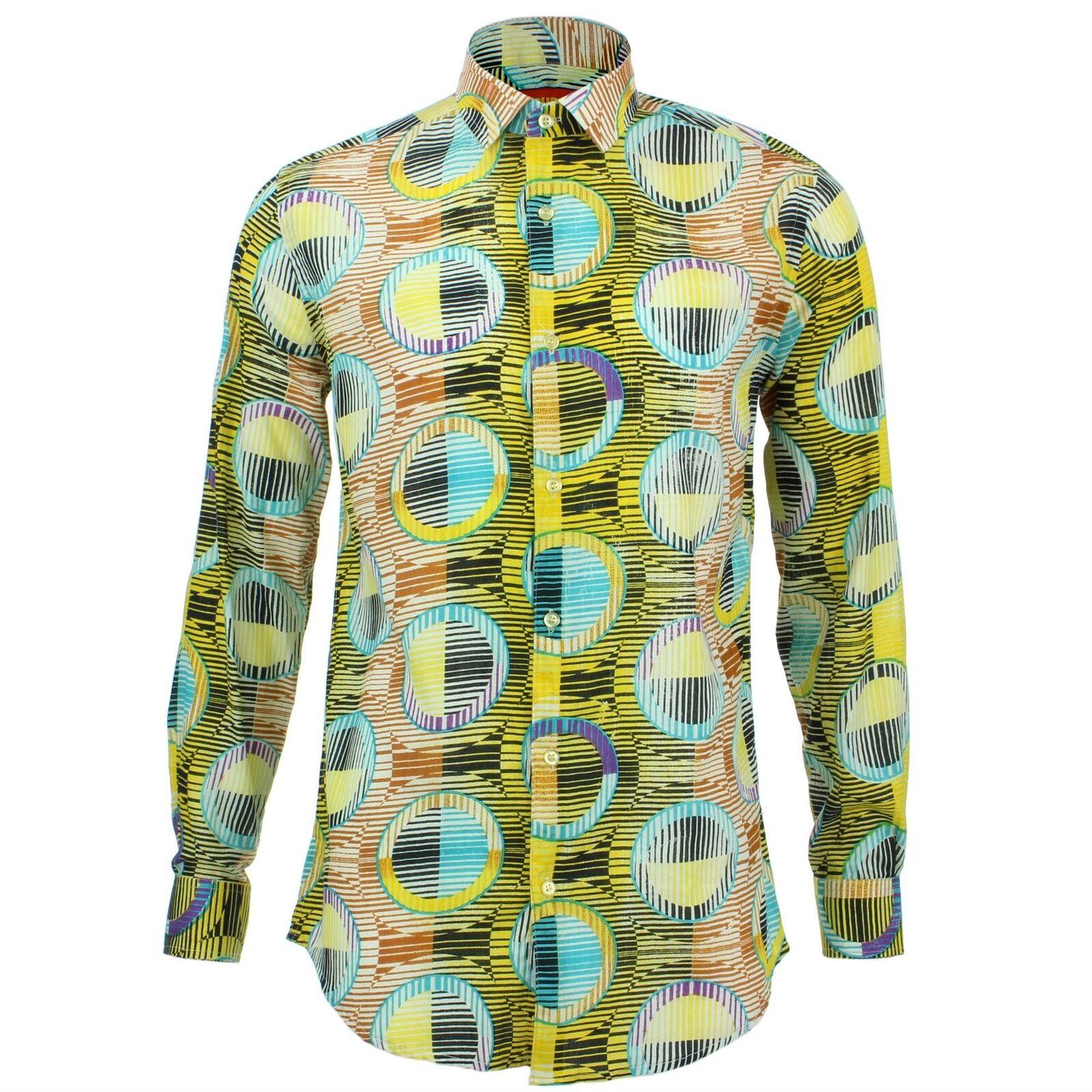 hot sale online 49647 fff52 Camicia da uomo Loud ORIGINALS fatto su misura misura misura ...