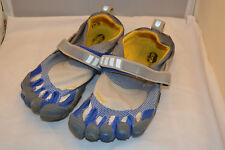 Vibram Five Fingers M349 Gray Men's Running Shoes Grey Size EUR 43 US 9.5-10