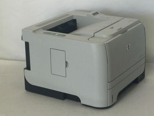 1 of 1 - HP LASERJET P2055DN PRINTER AUTO DUPLEX  NO TONER USED PRINTER LOW PAGE COUNT 4