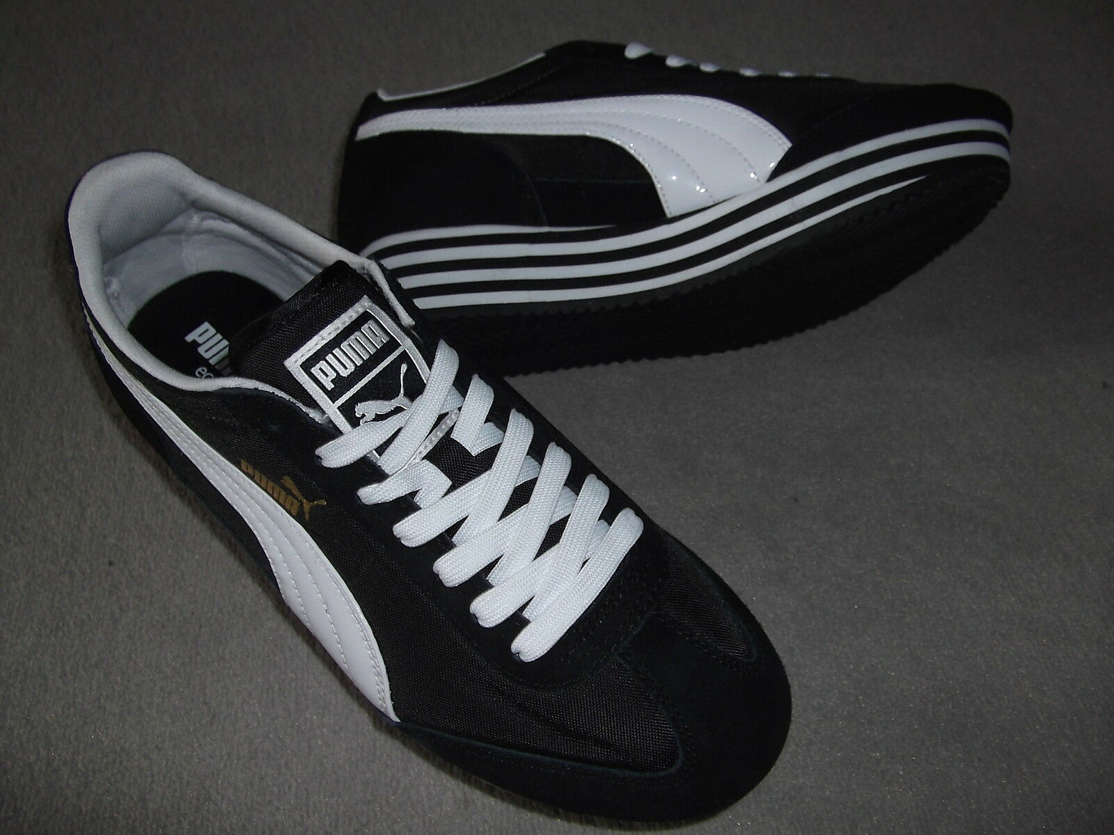 NEU MARKEN Schuhe Sportschuhe Sneaker PUMA ECO ORTHLITE 40 6,5 Damen