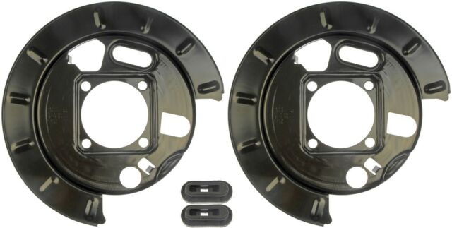 Brake Backing Plate Rear Dorman 924-221