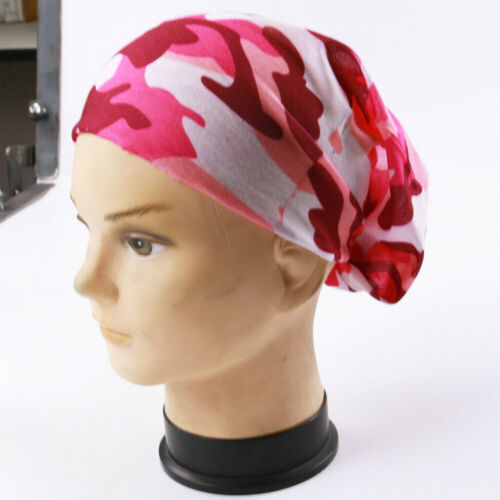 New Biker Tube Scarf Bandana Head Tube Neck Gaiter Snood Headwear Beanie