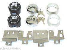 Slick Locks Ford E-Series  E150-250-350 1992+ hinged door van kit,   FD-FVK-1-TK