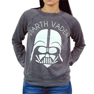 Officiel Star Wars Darth Vader Rock trois Design Gris Unisexe T-shirt licence...