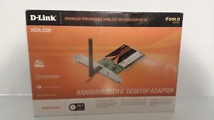 DRIVERS: D-LINK WDA-2320 DESKTOP ADAPTER