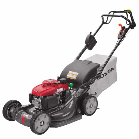Honda 21 Self Propelled Lawn Mower Variable Speed Electric Start Gas Walk  Behind | EBay