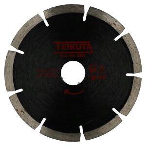 Diamant mortier Ratisser disque 125 X 7 X 6-4 X 22-2 mm Grinder Lame Maçonnerie