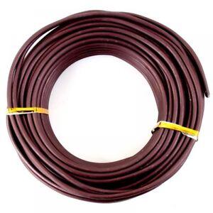 BONSAI-Alambre-Aluminio-3-5mm-500-gr-ca-19M-Mate-Marron-Anodizado