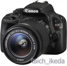 New Canon digital single-lens reflex camera EOS Kiss X7 STM lens kit EMS Japan