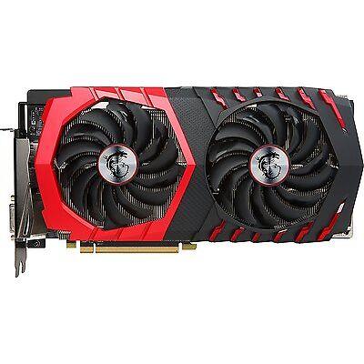 MSI Radeon RX 580 Gaming X 8G (8 GB) Graphics Card