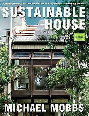Sustainable House by Michael Mobbs Large Paperback 20% Bulk Book Discount
