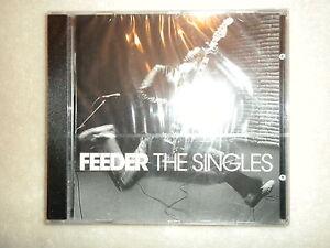 CD-FEEDER-034-The-singles-034-Neuf-et-emballe