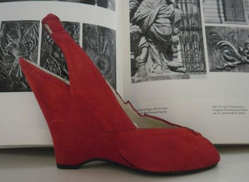 Maren´b Spain Wedges Schuhe Pumps Damen Vintage Juan Shoe Made True Keilschuhe VqpSzGUM