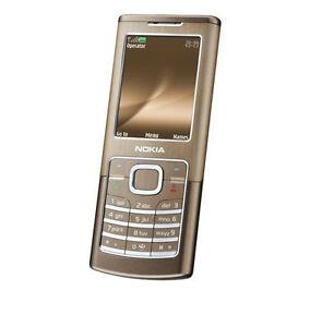 nokia 6500 classic bronze unlocked cellular phone ebay rh ebay com Nokia 2600 Classic Sony Ericsson
