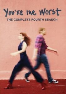 YOU'RE THE WORST  -  SEASON 4  -   DVD - UK Region 2 Compatible