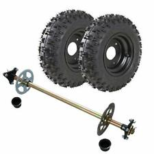 Huffy Slider Drift Trike Go Kart Quad 1050mm length 25mm Complete Axle Kit