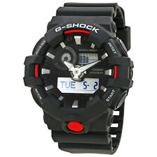 Casio G-Shock Black Dial Mens Multifunction Digital Watch GA700-1A