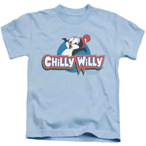 Chilly Willy Penguin Funny Cartoon Character Logo Little Boys T-Shirt Tee
